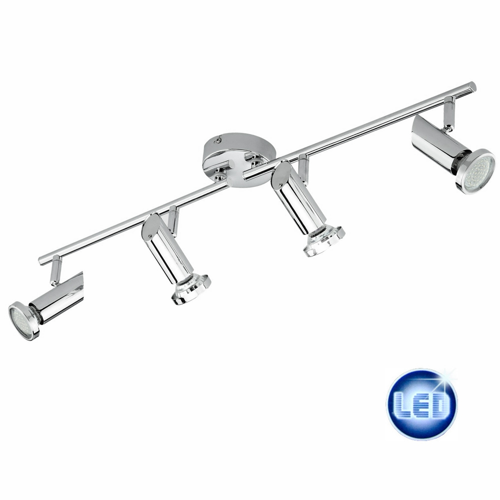 LED Deckenleuchte Briloner 2000-048 Super Living 4x2,3W