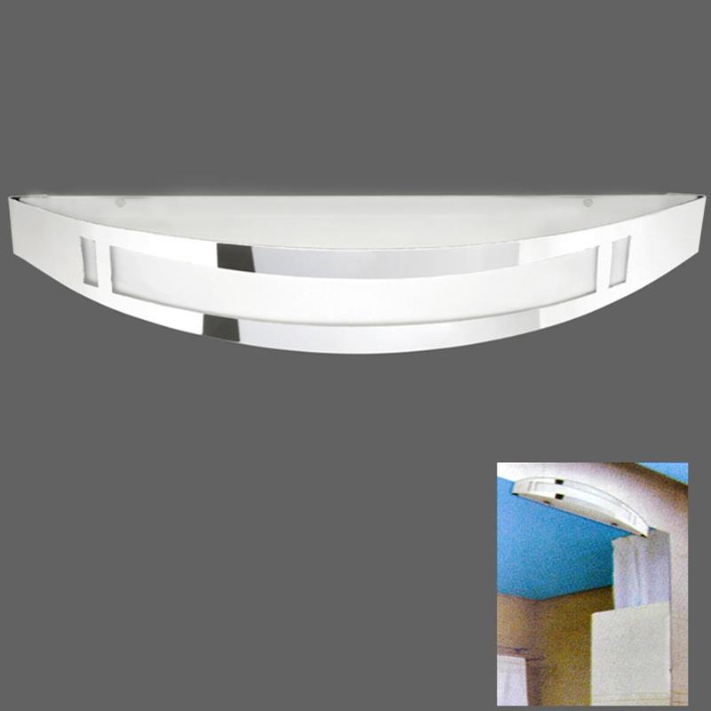 Spiegelleuchte Wandleuchte Bad Briloner 2196-018 Surf Line