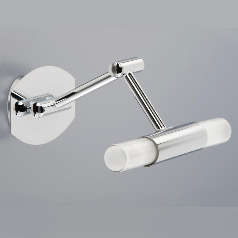 Badleuchte Badezimmerlampe, Spiegelleuchte,Briloner 2223-028 Splash