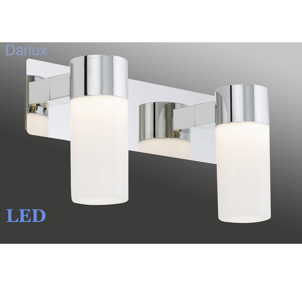led badleuchte spiegelleuchte briloner wandleuchte ip44 53463452. Black Bedroom Furniture Sets. Home Design Ideas
