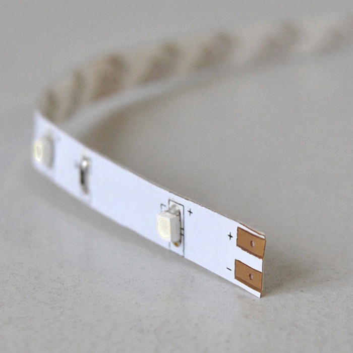 led lichtband farbig color 1m band strips streifen leuchtband lichtleiste neu ebay. Black Bedroom Furniture Sets. Home Design Ideas