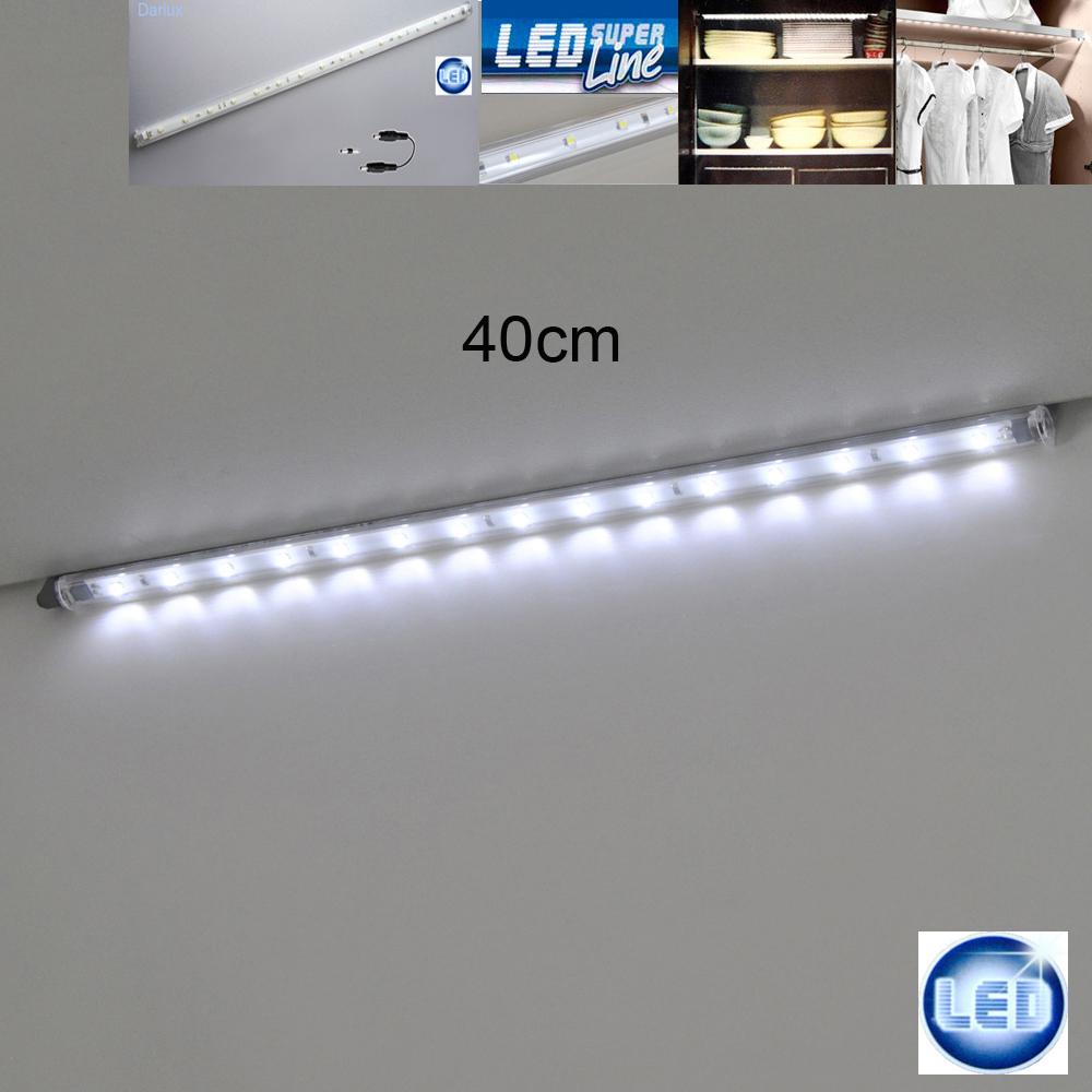 LED Lichtleiste 40cm Briloner 2423-150 ohne Anschlusskabel