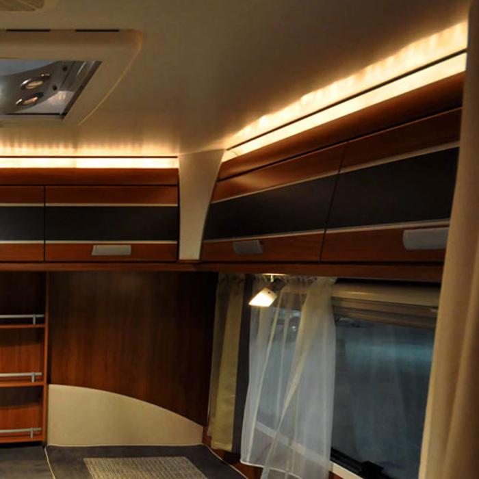 briloner led 2 5w lichtleiste 40cm briloner 55240141 ohne trafo 12v darlux. Black Bedroom Furniture Sets. Home Design Ideas