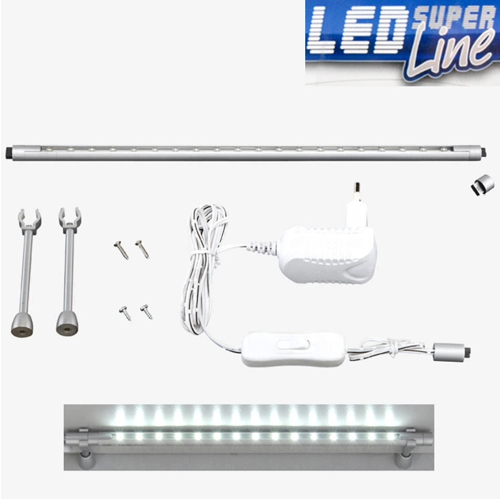 LED-Profil Alu 2589-150 Briloner Super Line