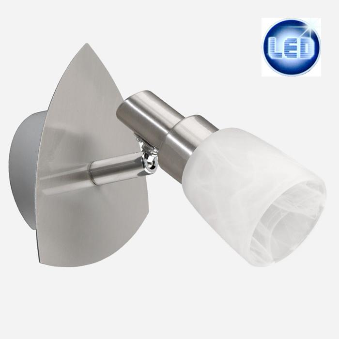LED Wandleuchte Spot Deckenleuchte Briloner 55811360 mit 5W G9 LED
