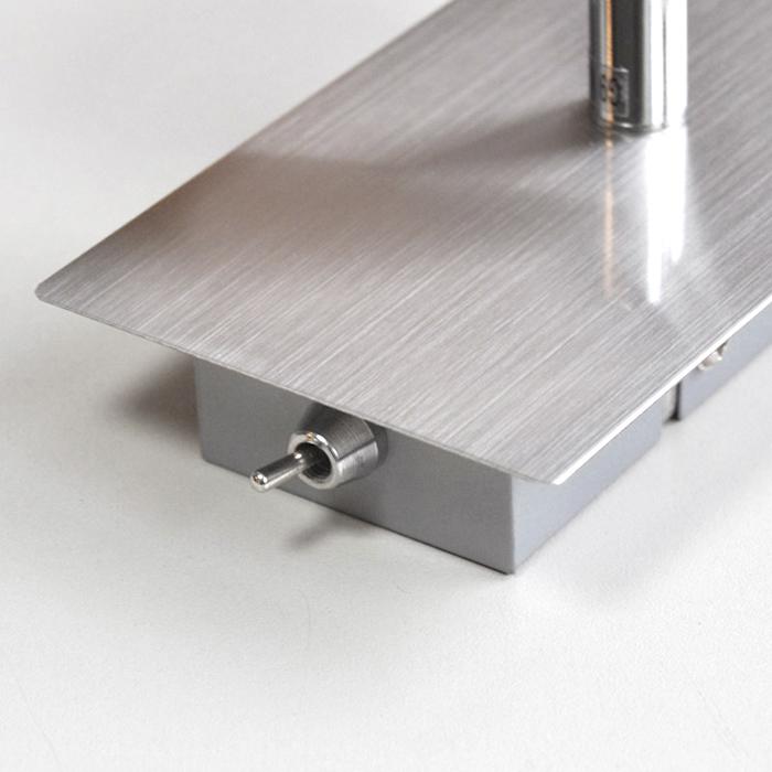 wandleuchte spot deckenleuchte briloner eco halogen schalter wandlampe neu ebay. Black Bedroom Furniture Sets. Home Design Ideas