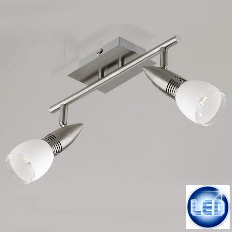 LED Deckenleuchte / Wandleuchte Briloner 2948-022