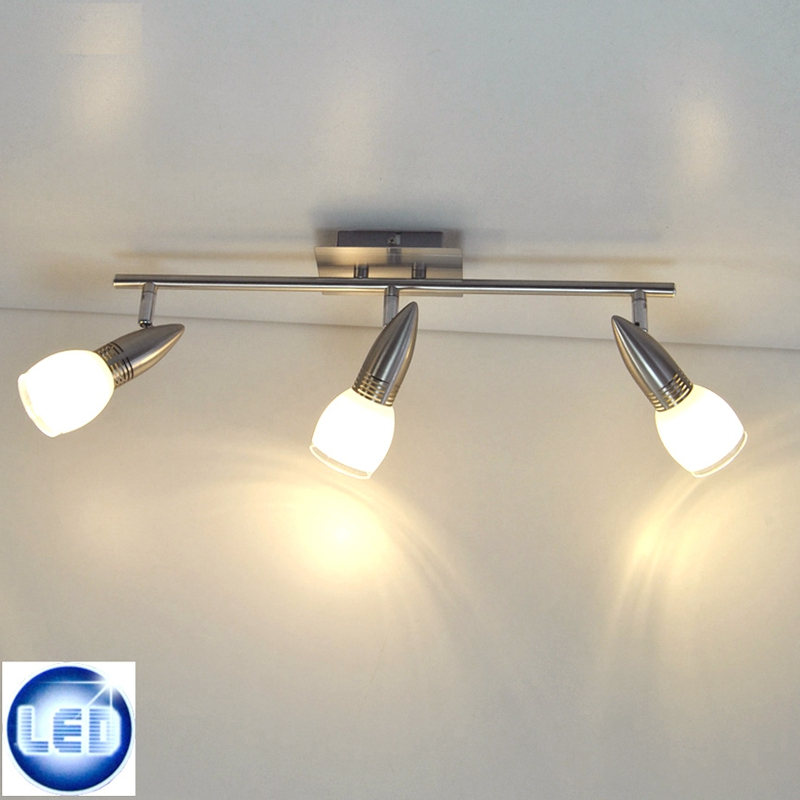LED Deckenleuchte Briloner 55278291 LED Super Living