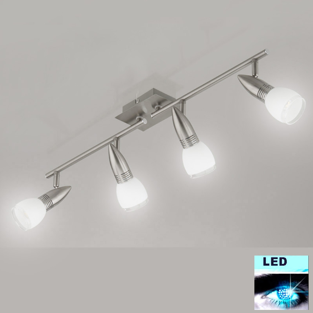 LED Deckenleuchte Briloner 2948-042 Super LIving