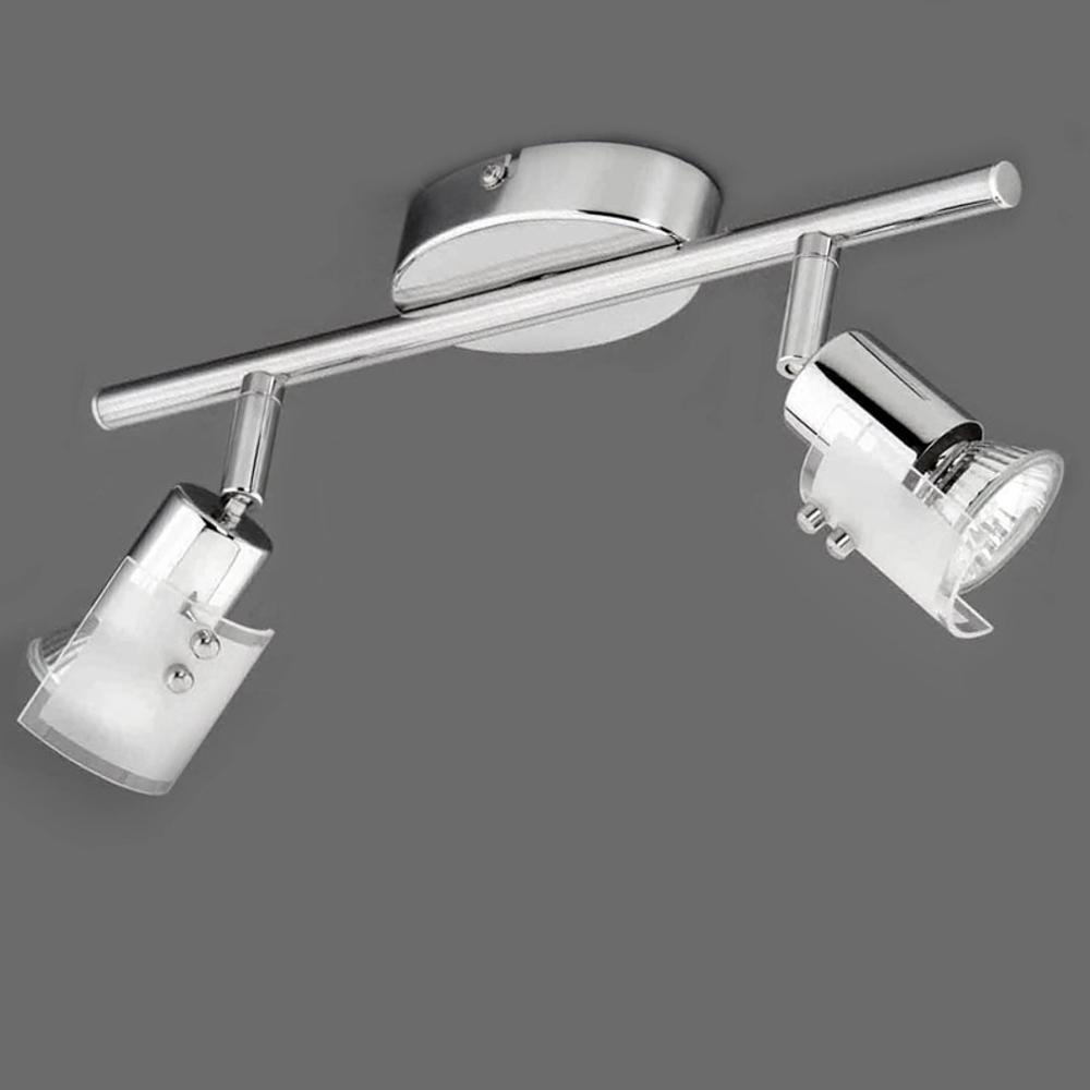 Deckenleuchte Deckenlampe Briloner 2956-028 Halogen GU10 Fassung