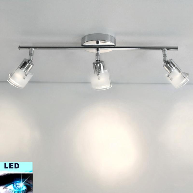 Led Deckenlampe Mit 9w Power Led Strahler Luxus Deckenleuchten