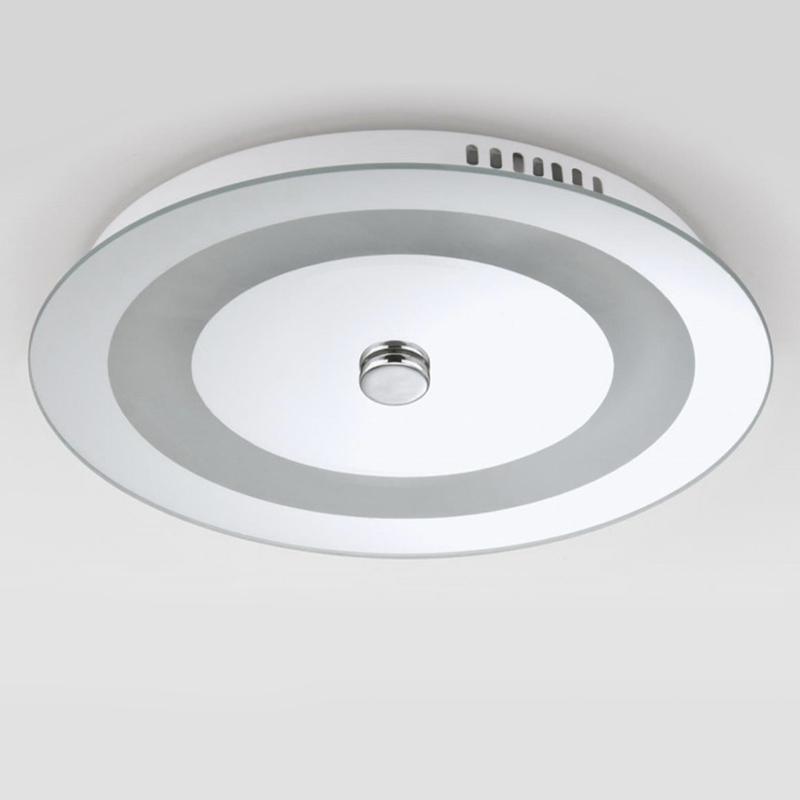 Deckenleuchte Briloner Leuchten 1 flammig, T5 22W, chrom 42523386