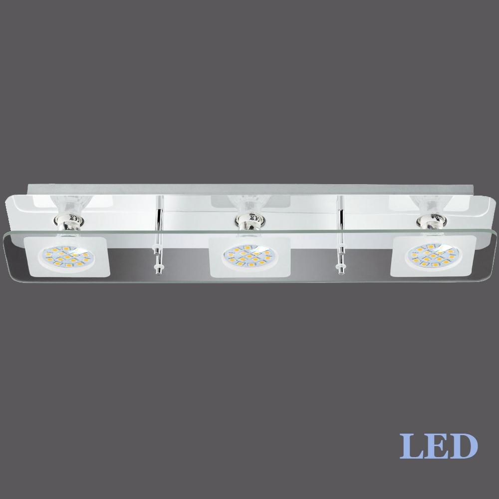 LED Deckenleuchte 3x3 Watt GU10 Darlux 3513038