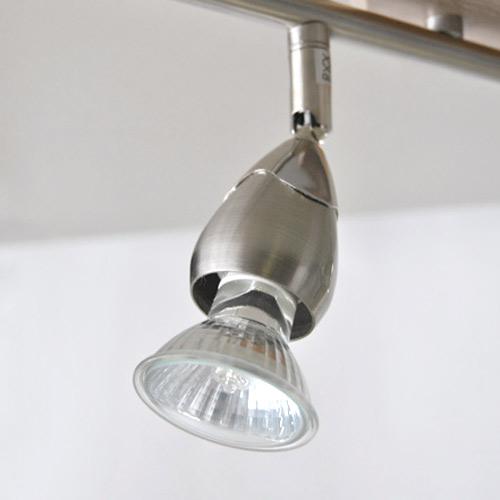 luminaire de plafond spot halog ne lampe 4 flammig led. Black Bedroom Furniture Sets. Home Design Ideas