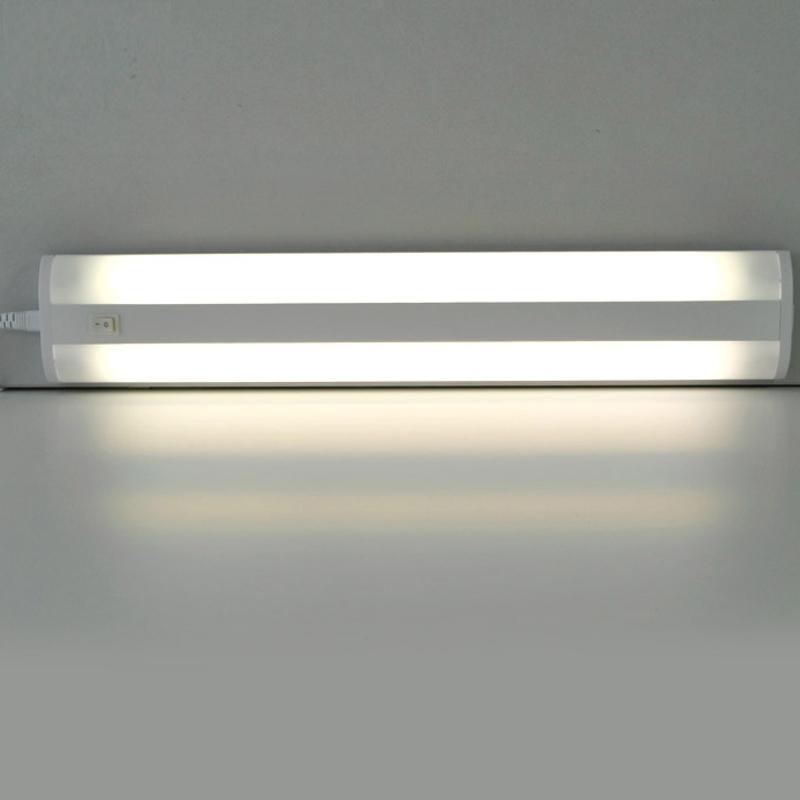 Lampada per sottopensile barra bagno lampada ufficio lampada da cucina 2x13w ebay - Barra led bagno ...