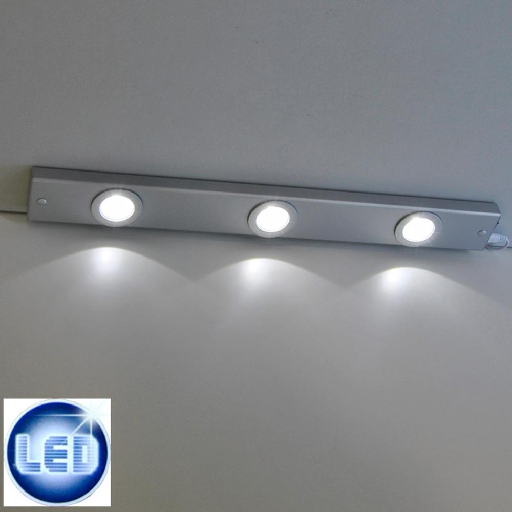 Led barra luminosa lampada per sottopensile 40cm cucina - Barra led bagno ...