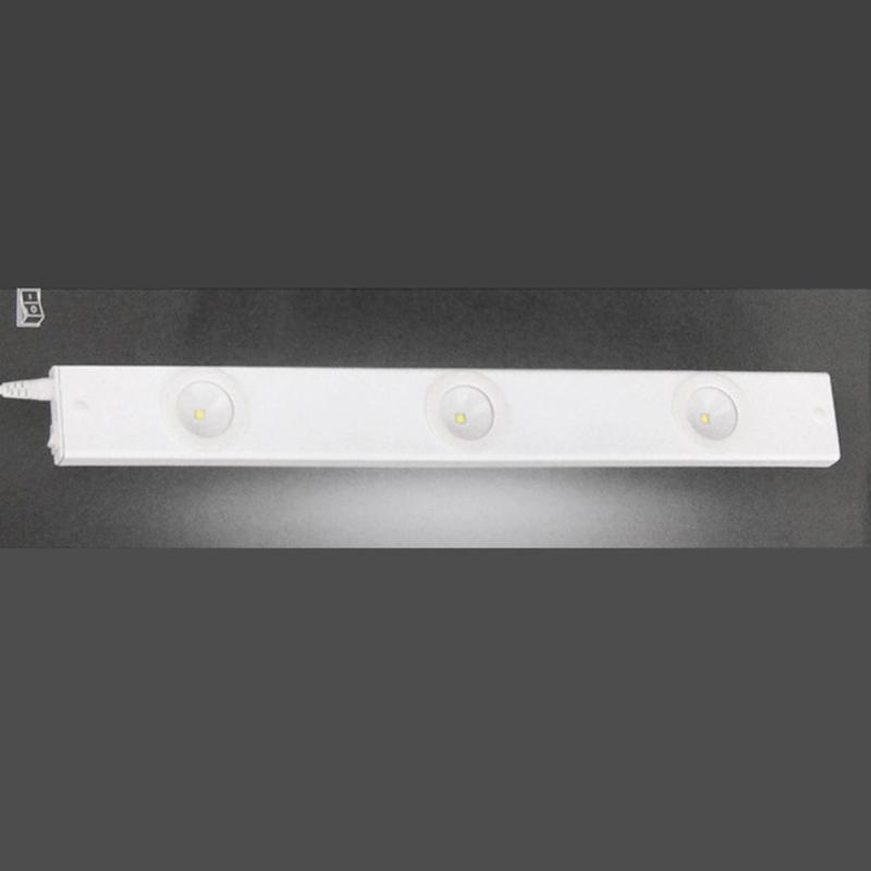 LED Unterbauleuchte Briloner 6464-036 EconoMytec weiß