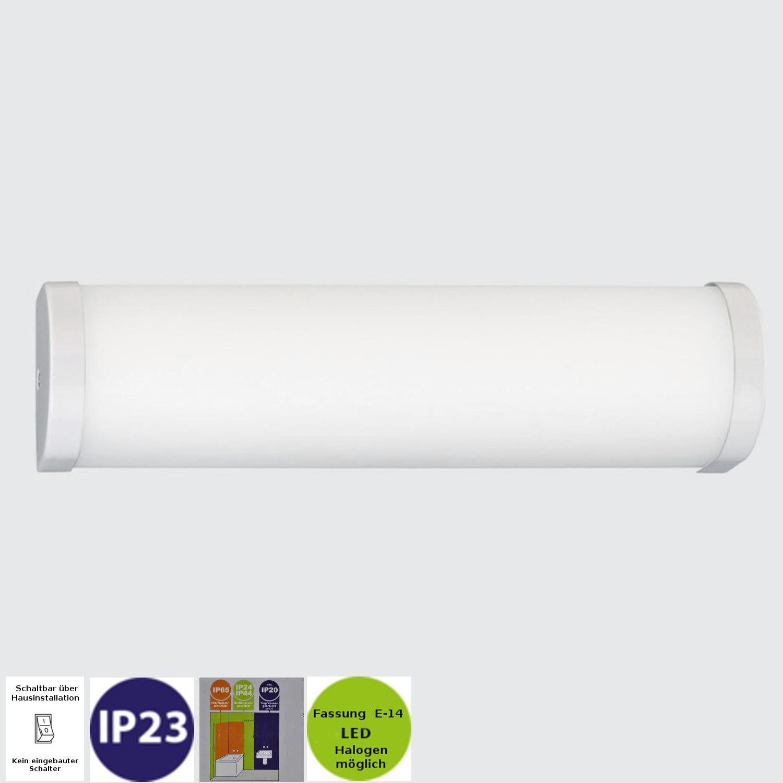 Badleuchte Wandleuchte Darlux 42520509, LED möglich, Spiegellampe,IP23