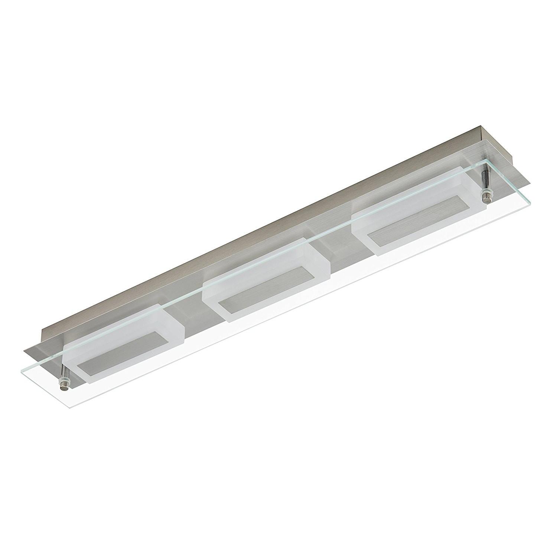Deckenlampe, LED Deckenleuchte, Darlux 60699502, IP20, Gäste WC, Licht