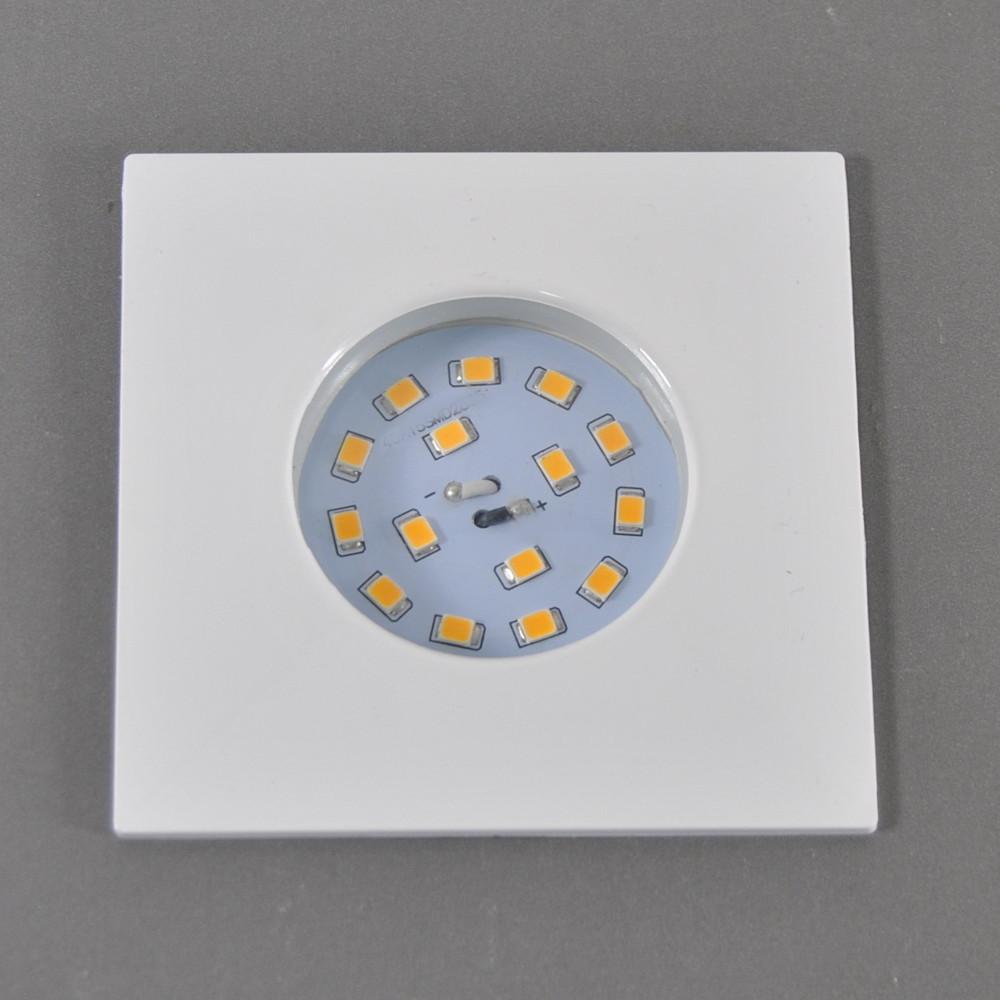 LED Einbauleuchte Darlux 61173210 Einbaustrahler 5W IP44 Deckenspot ...