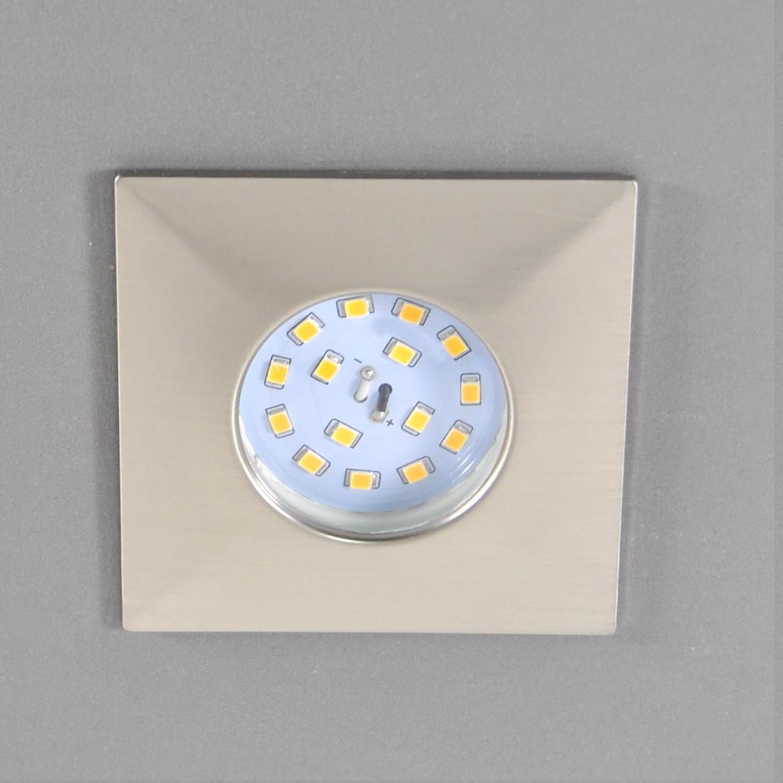 LED Einbaulampe 61173751 Darlux 5W Deckenspot Einbauspot IP44 Außenlampe