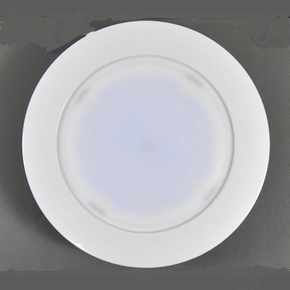 LED Einbaulampe 12W Deckenspot 61205827 Darlux 18,8cm weiss IP23 rund