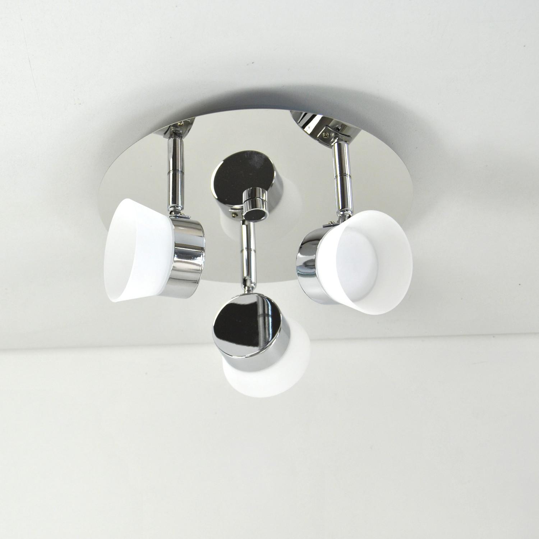 Deckenlampe, LED Badezimmer Lampe, Darlux 62075819, IP44, Gäste WC