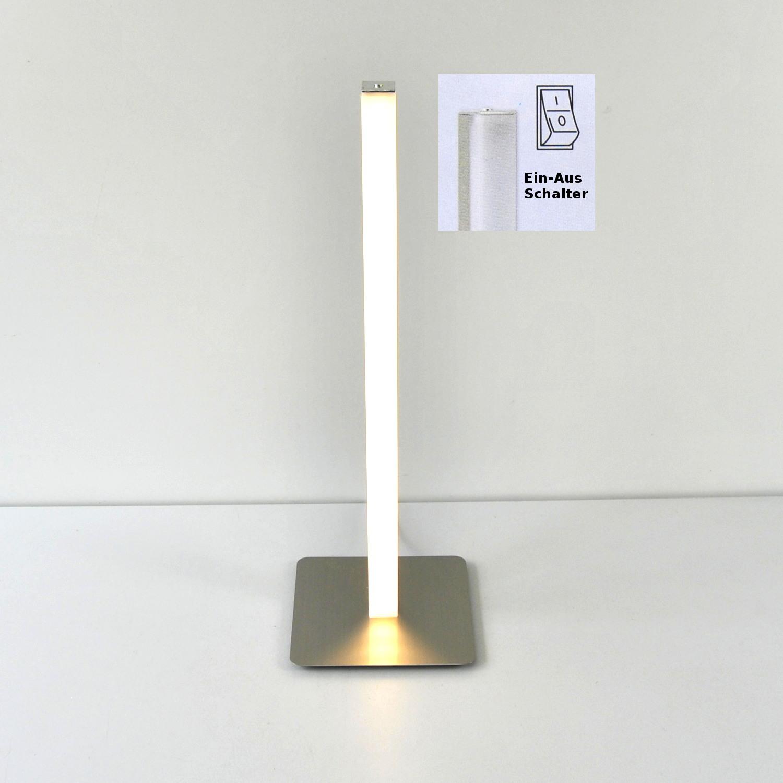 LED Tischlampe, Tischleuchte Hockerlampe,Darlux 62090450 7,5W Schalter