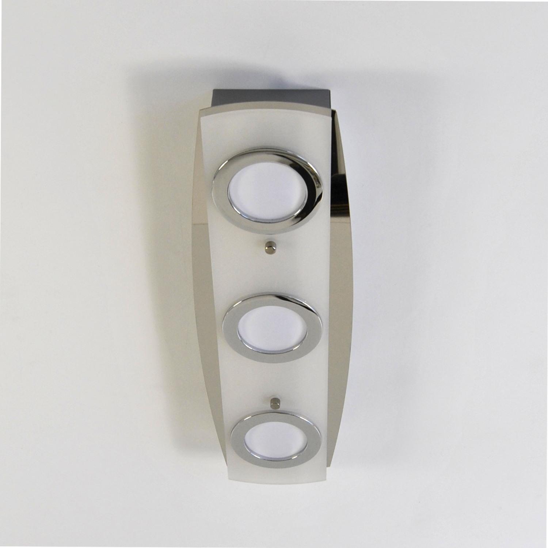 Deckenlampe, LED Deckenleuchte, Darlux 62192393, IP20, Gäste WC, Spot
