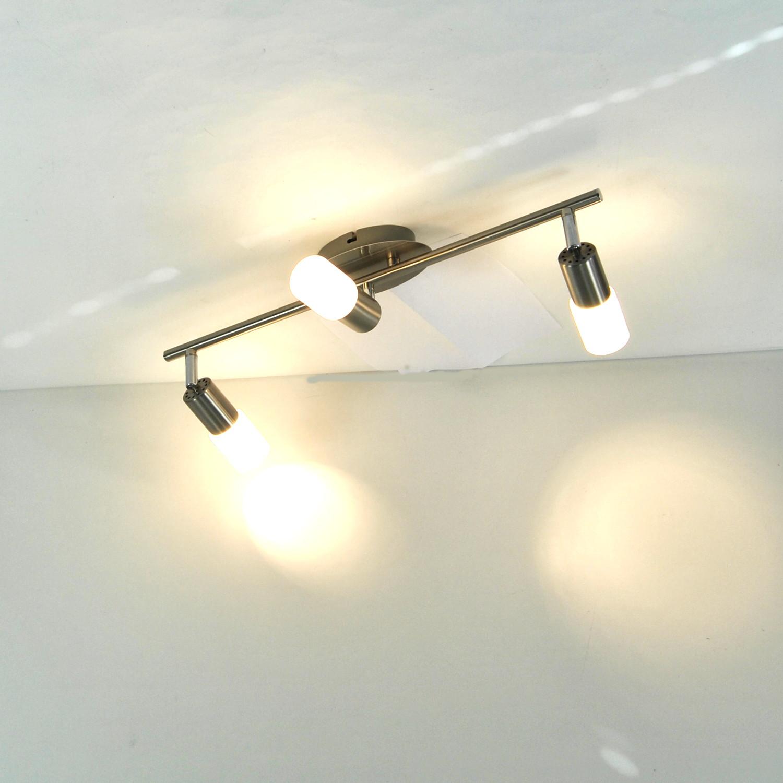 Design LED Deckenleuchte Lampe Deckenstrahler Zimmer
