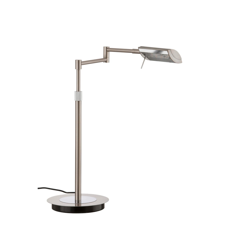 LED Tischlampe, Tischleuchte Hockerlampe,Darlux 62537547 Touchdimmer