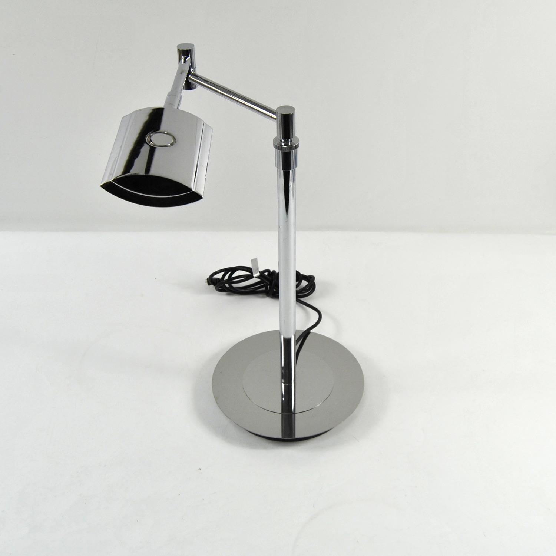 LED Tischlampe, Tischleuchte Hockerlampe,Darlux 62545101 Touchdimmer