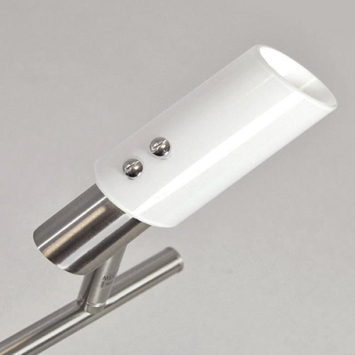 deckenleuchte spot leiste lichtschiene deckenlampe 950mm halogen led geeignet ebay. Black Bedroom Furniture Sets. Home Design Ideas