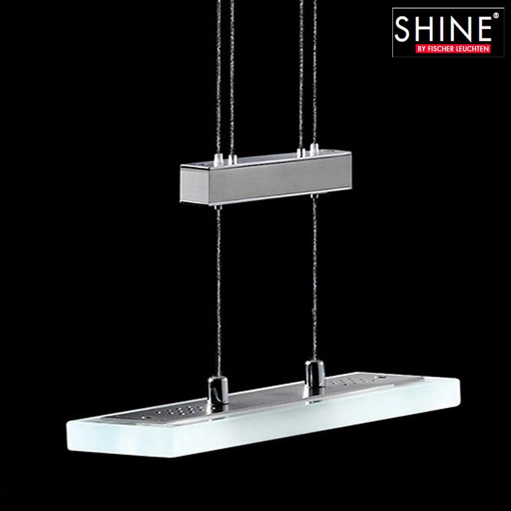 fischer leuchten pendelleuchte h heneinstellbar fischer leuchten shine darlux. Black Bedroom Furniture Sets. Home Design Ideas