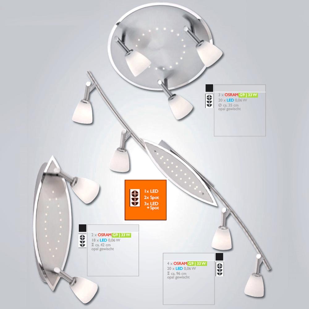 deckenleuchte luxus deckenlampe 42x15cm led sternenhimmel spot leuchten fli neu ebay. Black Bedroom Furniture Sets. Home Design Ideas