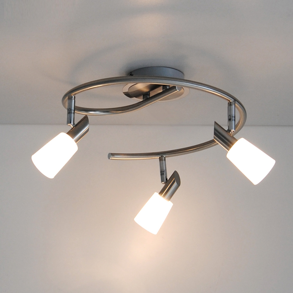 Deckenleuchte Deckenlampe, LED möglich,210673 FLI von Fischer Leuchten
