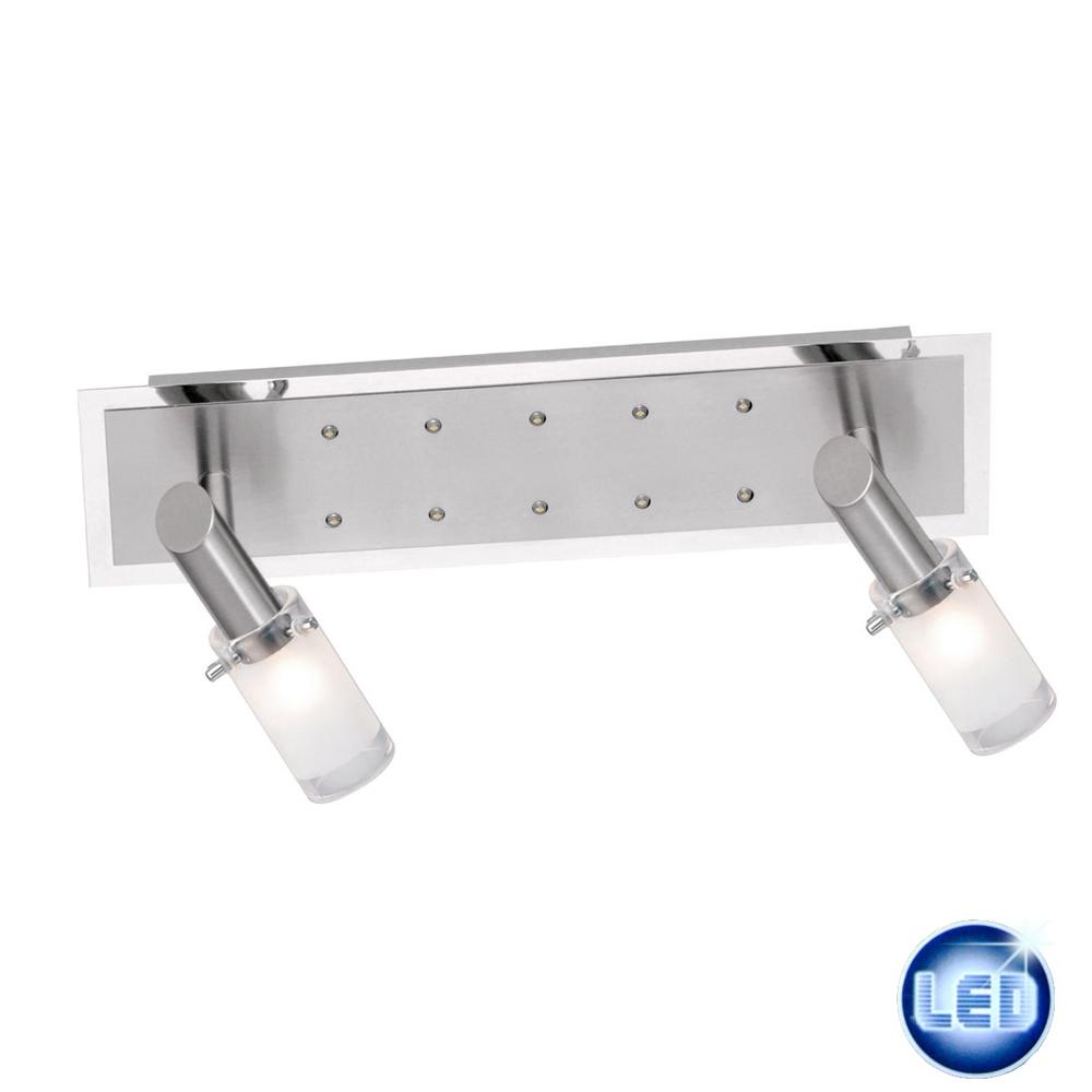 LED Bettlampe Leselampe Wandleuchte 2x5W Sternenhimmel 52362389 Darlux
