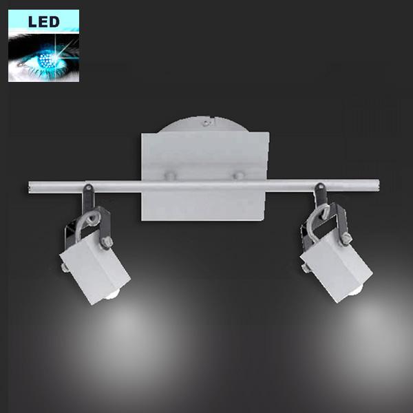 LED Deckenleuchte / Wandleuchte 211092 FLI Alu Power LED