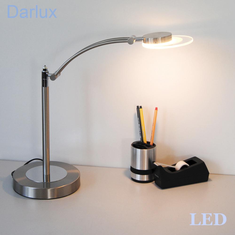 fischer leuchten led tischleuchte fli 212471 tast dimmer darlux. Black Bedroom Furniture Sets. Home Design Ideas