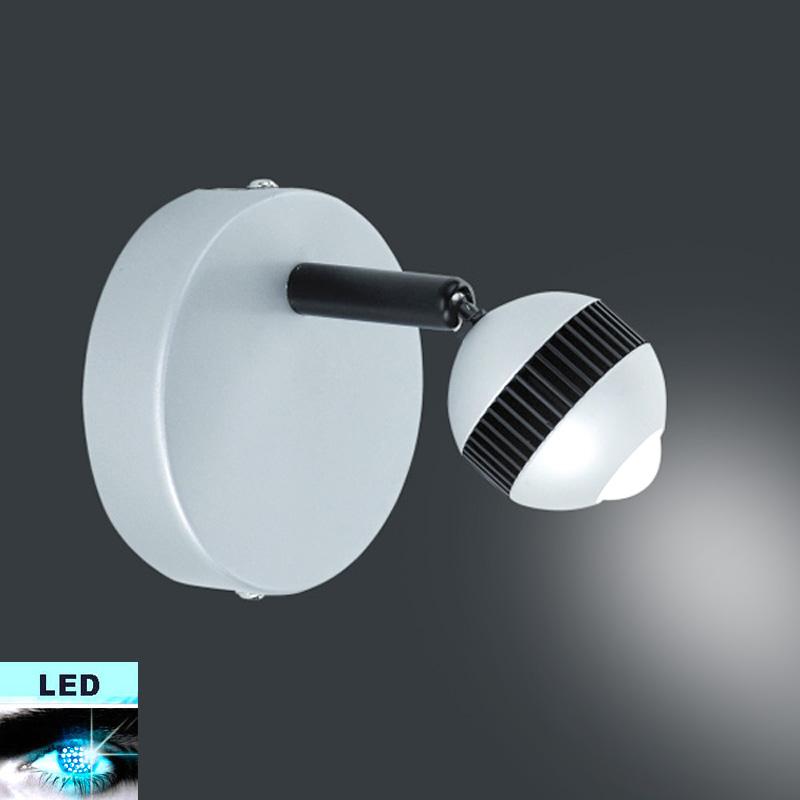 lampada LED da parete quadro Plafoniera Fischer 6W faretti Spot Power  eBay