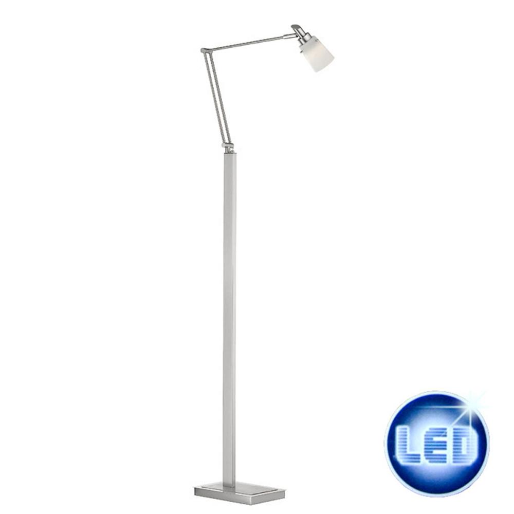 stehlampe mit leselampe awesome stehlampe leselampe. Black Bedroom Furniture Sets. Home Design Ideas