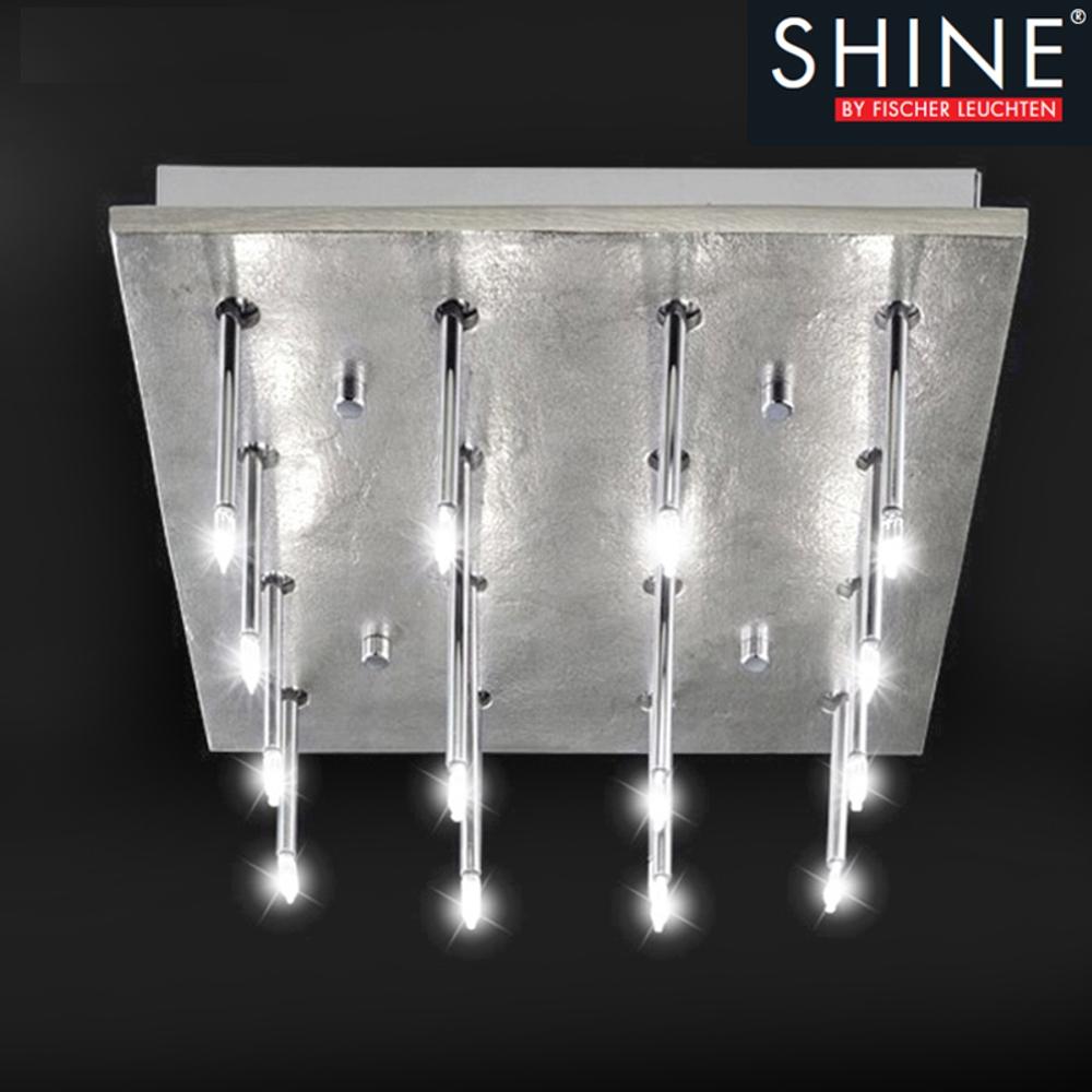 Deckenleuchte Deckenlampe 24930 Fischer SHINE 16-flammig Landhaus