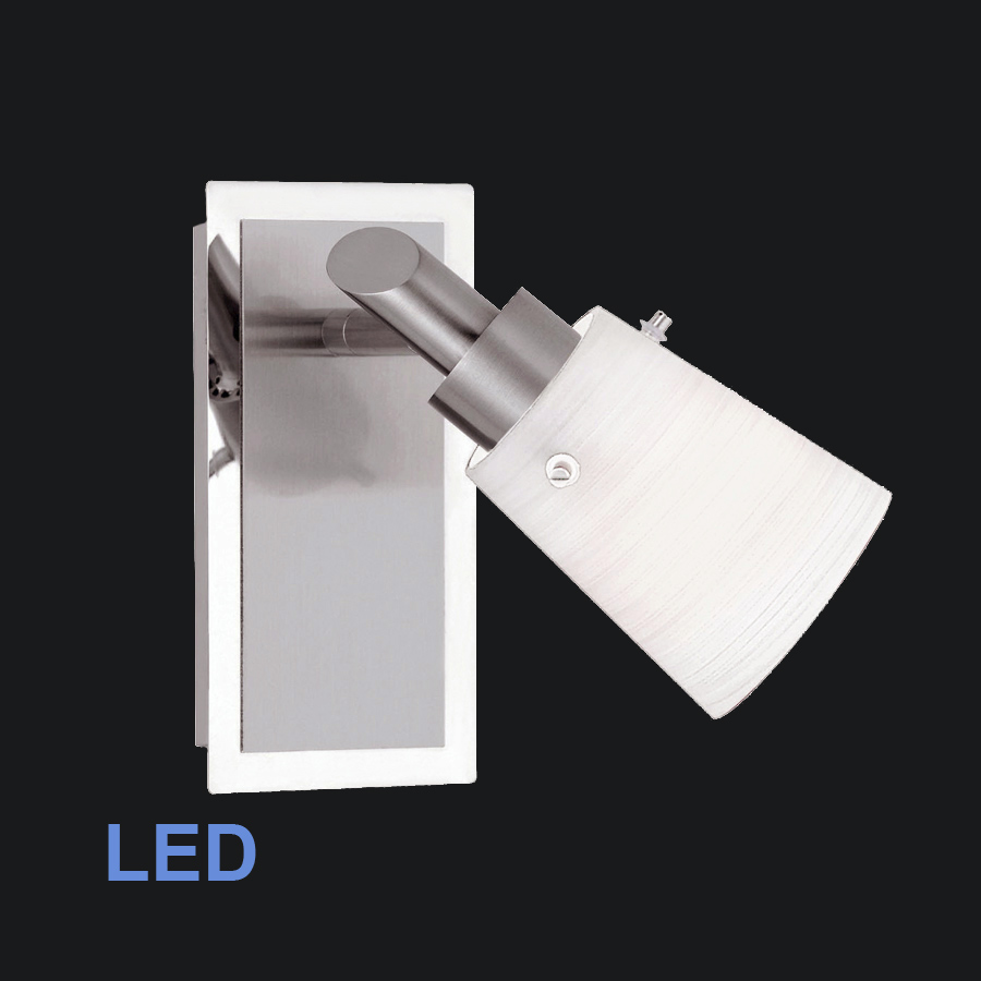 LED Spot Wandleuchte Deckenleuchte 43641 Fischer Leuchten