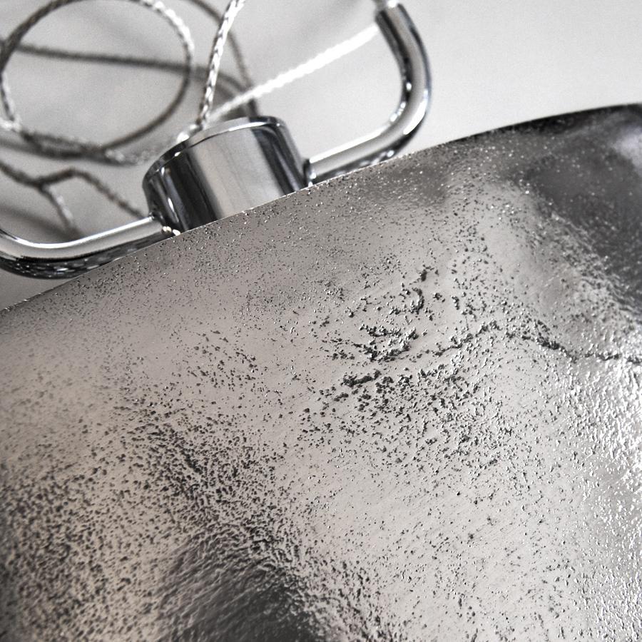 zugpendelleuchte h henverstellbar fischer leuchten shine 44841 nickel antik alu ebay. Black Bedroom Furniture Sets. Home Design Ideas