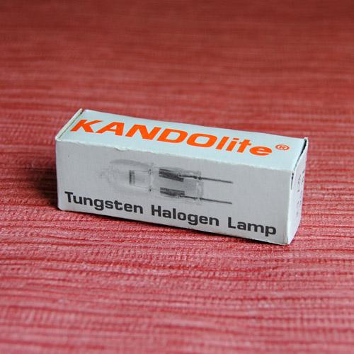 10-Stück KANDOlite Leuchtmittel Halogen G4 12V 5W