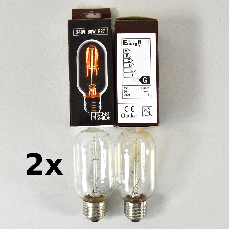 690-060 Glühbirne Konstsmide  60W E27, Lampe, Leuchtmittel