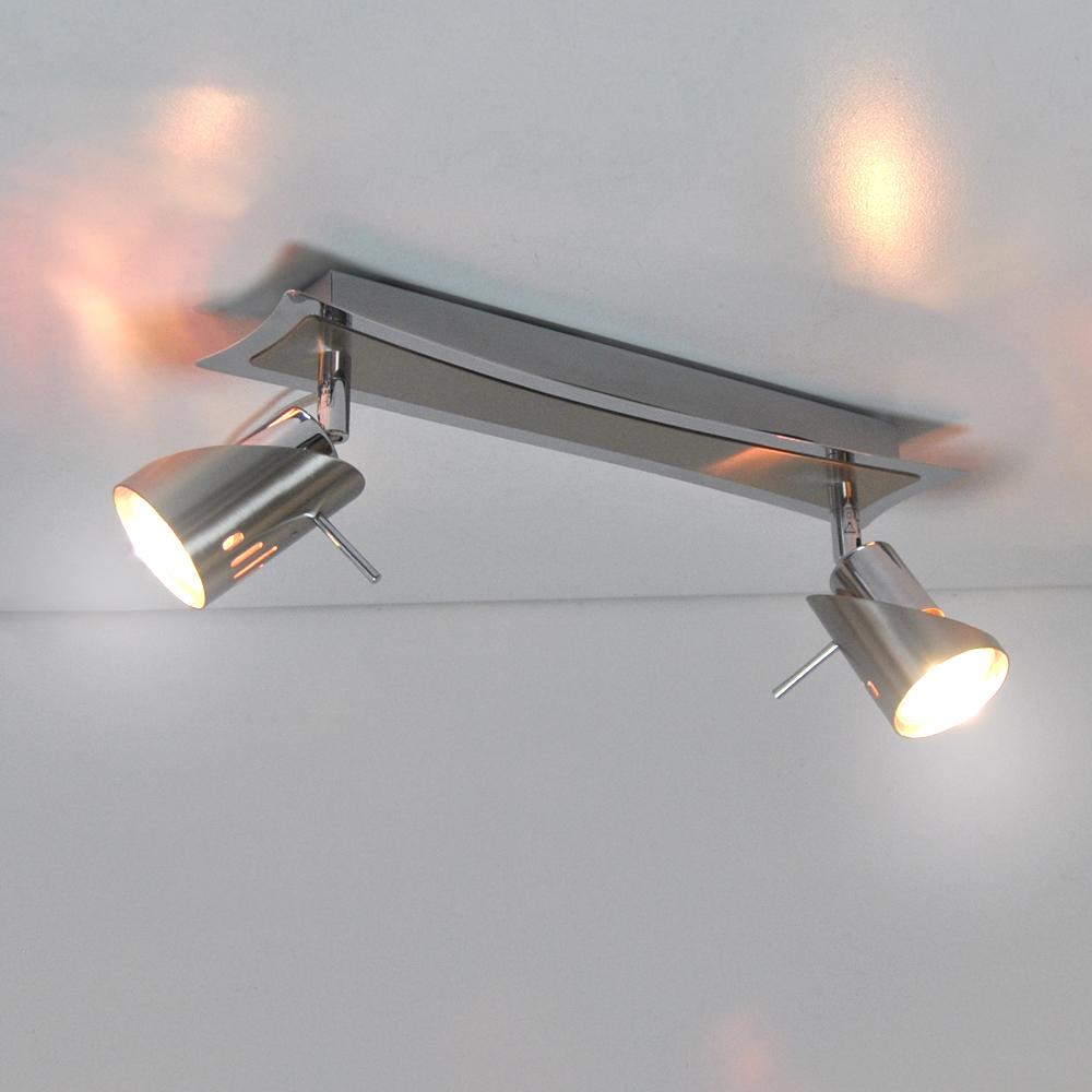 L mpara de techo 35cm l mpara de pared hal geno led - Halogenos de techo ...