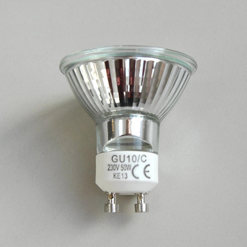 Halogen Reflektorlampe Strahler 230V Leuchtmittel GU10 50W