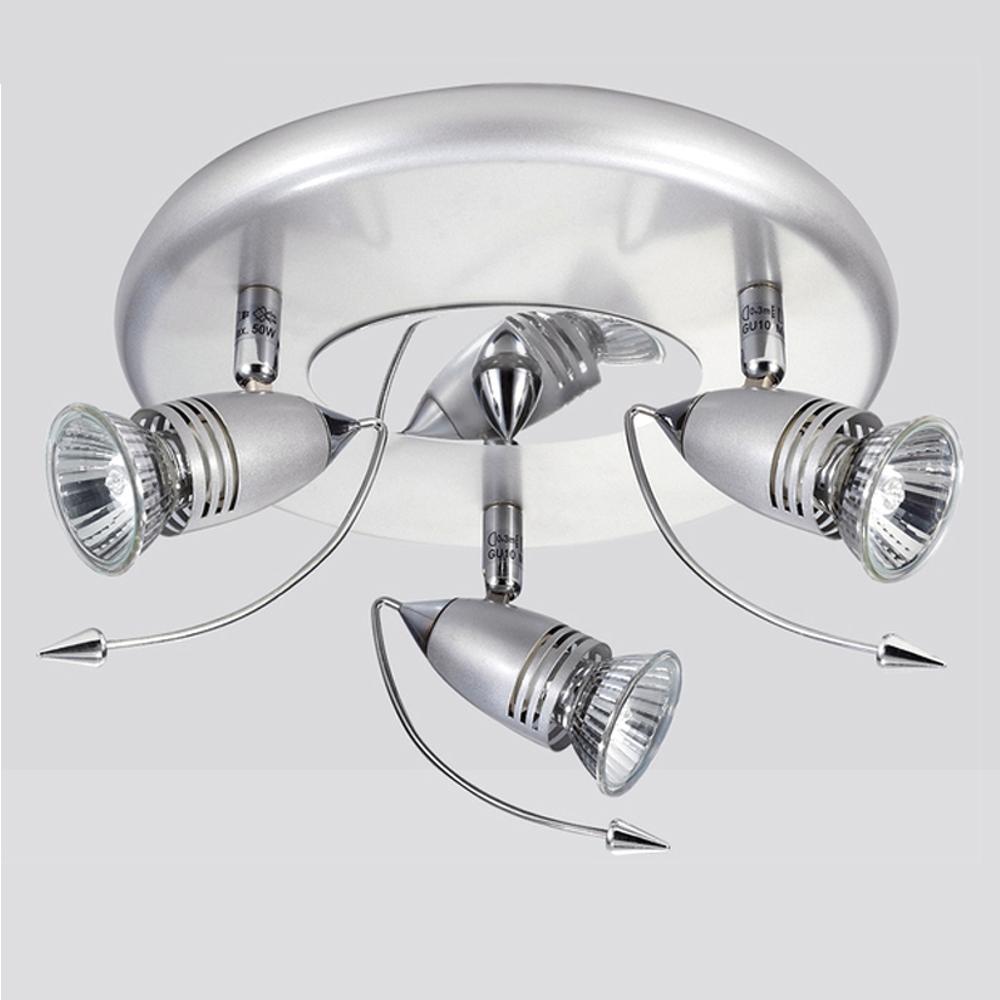 Deckenleuchte Deckenlampe Rondell 24cm 82007302 Nino Leuchten