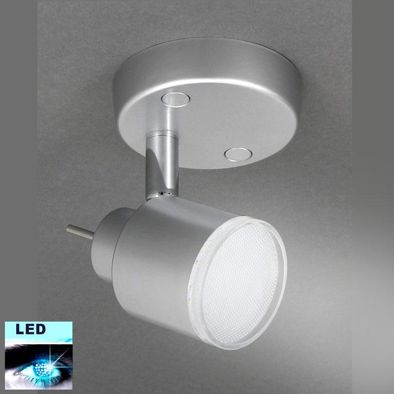 LED Wandleuchte, Deckenleuchte 2706-014 Briloner Leuchten Spiegellampe